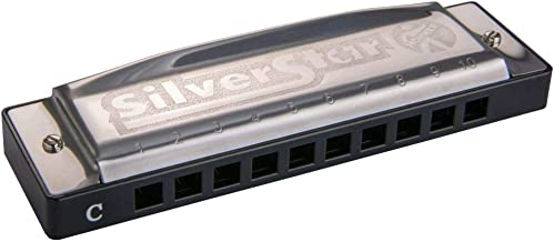 Hohner Silver Star M50403X D Harmonica