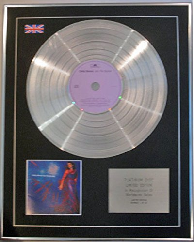 CATHY dENNIS cD disc-platinum les frankfurter sKYLINE