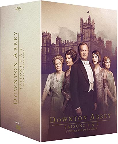 Downton Abbey-Saisons 1 à 6-L'intégrale de la série