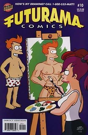 Futurama Comics (Vol 1) # 10 ( Original American COMIC )