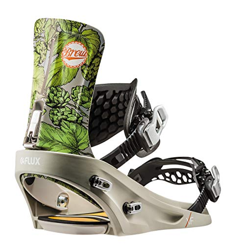 FLUX Bindings XF - Fijaciones para Tabla de Snowboard