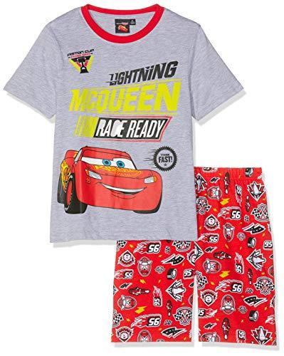 Disney Cars Jungen 5732 Zweiteiliger Schlafanzug, Grau, 116