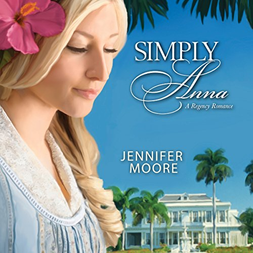 Simply Anna audiobook cover art