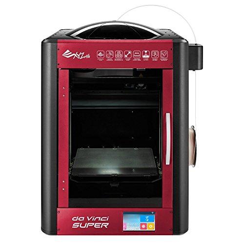 XYZ Printing 3F1swxeu00C Stampante 3d colore 50ppm Wi-Fi/USB