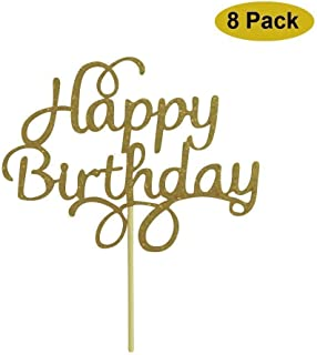 Best happy birthday signs for cakes Reviews