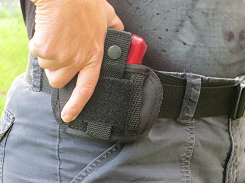 Federal Concealment Belt Holster for S&W Bodyguard 380 Very Thin Lay Flat Design