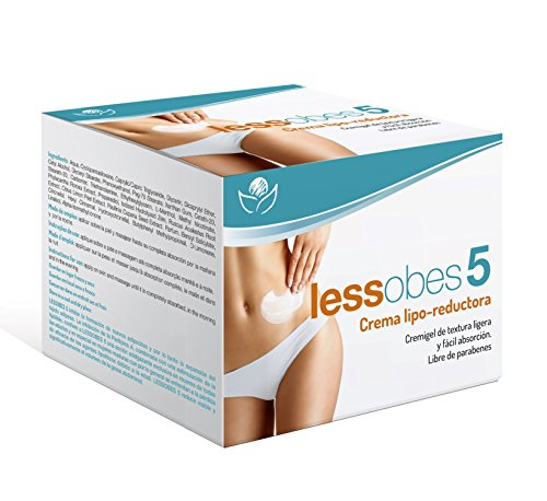 Bioserum Laboratorios - Lessobes 5 Crema Lipo-Reductora 200 ml (03037)
