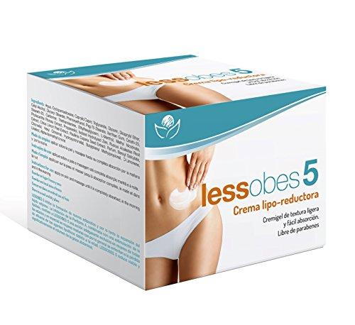 Bioserum Laboratorios - Lessobes 5 Crema Lipo-Reductora 200 ml (03037)
