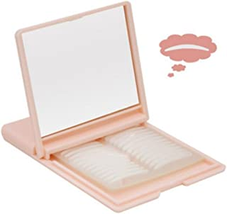 500Pairs/1000PCS Portable Breathable Naturally Invisible Double Eyelid Tape Self-Adhesive Double Eyelid Stickers Instant Eye Lift Strips With Portable Packing Box