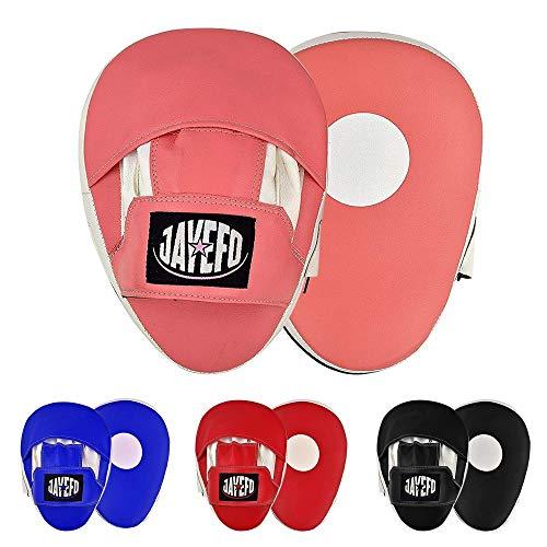 Jayefo Punching Mitts (Pink)