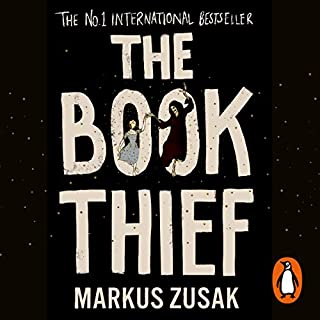 The Book Thief cover art