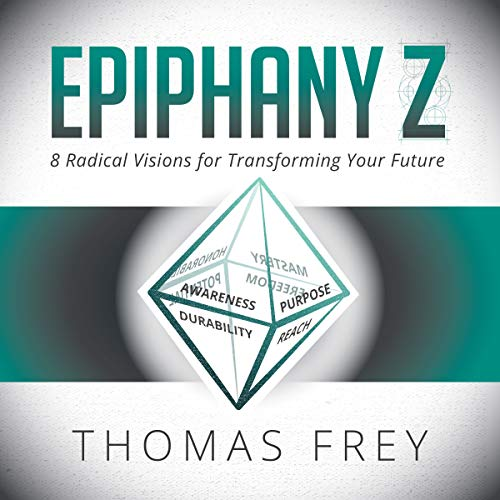 Epiphany Z audiobook cover art