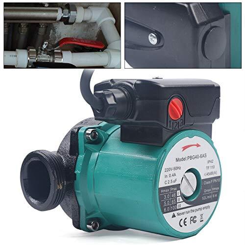 10Bar Umwälzpumpe Wärmepumpe 65 L/min Hochleistungspumpe Nasslauf-Umwälzpumpe 25-60 / 120mm