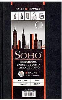 cachet soho sketchbook