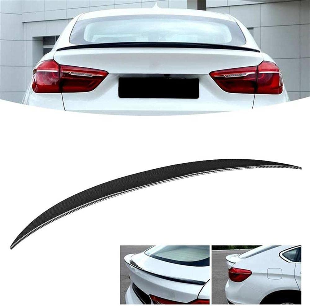Spoiler for BMW X6 F16 2015 2019 trust 2017 2016 Carb Ranking TOP7 2018 Accessories