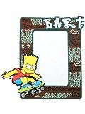 Simpson - Porte Photo Gomme - Bart Skate - 17X20cm - Soldes