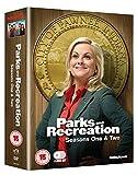 Parks & Recreation Seasons 1 & 2 (5 Dvd) [Edizione: Regno Unito] [Edizione: Regno Unito]