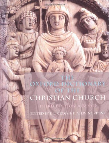 Compare Textbook Prices for The Oxford Dictionary of the Christian Church 3rd Revised Edition ISBN 9780192802903 by Cross, F. L.,Livingstone, E. A.