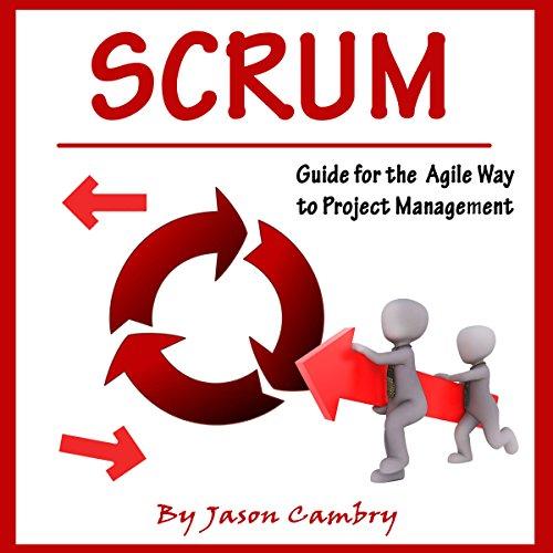 Scrum audiobook cover art