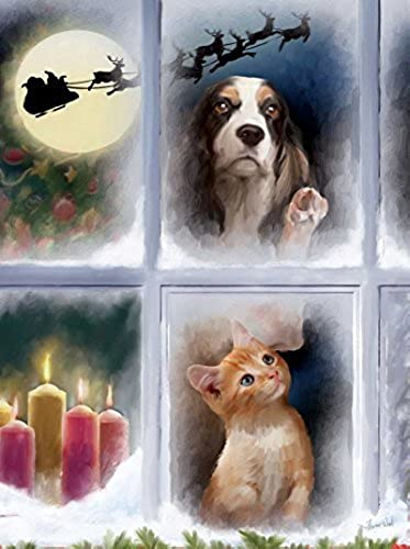 liquidación hasta el 70% The Night before Christmas a 1000-Piece 1000-Piece 1000-Piece Jigsaw Puzzle by Sunsout Inc. by SunsOut  mejor servicio