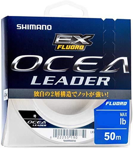 Japan-Shimano - Nylon Ocea Leader - D:0.48mm - R.13.6Kg - 50m - Sh4756030