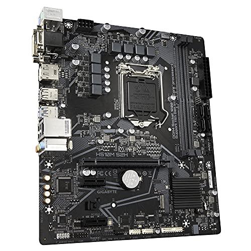 Gigabyte H510M S2H - Scheda madre Micro ATX per CPU Intel LGA 1200