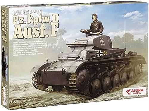 Asuka TAS24001 - 1 24 Panzerkampfwagen II Ausführung F