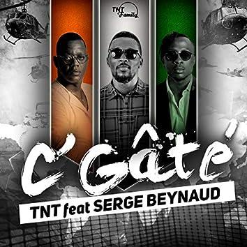C'gâté (feat. Serge Beynaud)