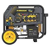 Firman Power Dual Fuel Generator 7500 Running Watts