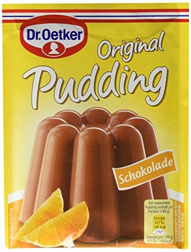 Dr. Oetker Original Pudding Schokolade, 16er Pack (16 x 134 g)