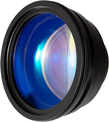 popular Cloudray F-Theta lowest Scan outlet sale Lens Field 110x110mm FL 160mm for 1064nm Galvo System (M85) online sale