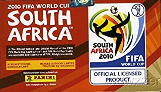 panini world cup 2010 cards