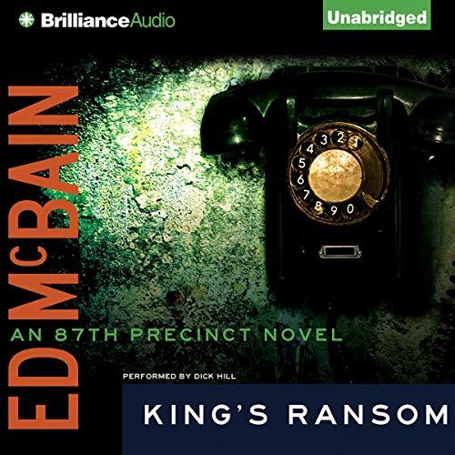King's Ransom audiobook cover art