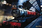 Wizarding World Harry Potter 'Hogwarts Express' Maxi Poster, 61 x 91.5 cm Mehrfarbig