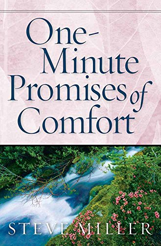 Download One-minute Promises of Comfort 0736919430