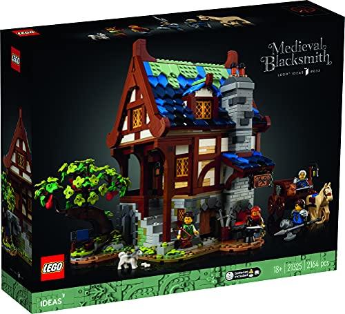 Ideas Lego 21325 Fabbro Medievale