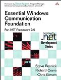 Essential Windows Communication Foundation (WCF): For .NET Framework 3.5 (English Edition)