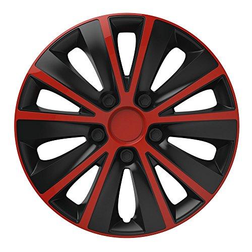 Tapacubos Rapide DC (tamaño y color a elegir), universal Tapacubos apto para casi todos los tipos de vehículos.