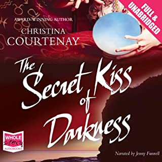 The Secret Kiss of Darkness cover art