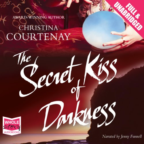 The Secret Kiss of Darkness audiobook cover art