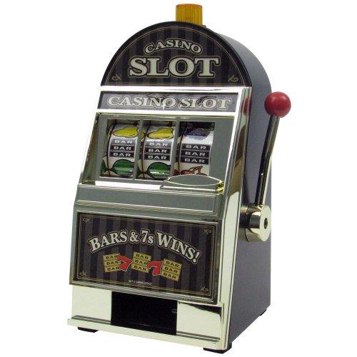 RecZone Casino Slot Machine Bank
