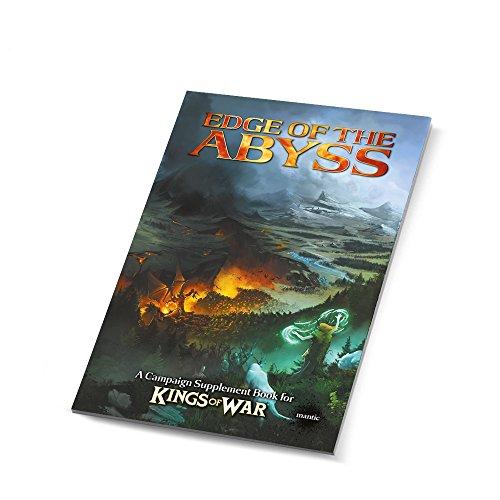Mantic Games mgkw12am Abgrund–Sommer Kampagne Buch