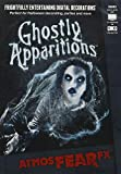 AtmosFX Ghostly Apparitions Digital Decorations DVD for Halloween Holiday Projection Decorating