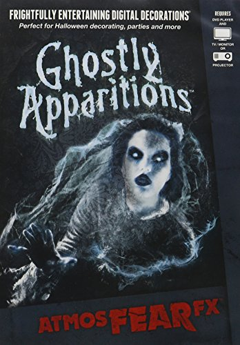 AtmosFEARfx Ghostly Apparitions Digital Decorations by AtmosFX