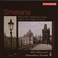 Smetana: Orchestral Works, Vol. 1 (2007-10-23)