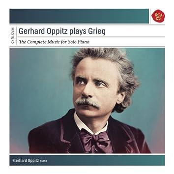 Gerhard Oppitz Plays Grieg