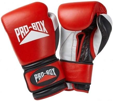 Pro Box 'Pro-Spar' Leather Boxing Gloves - rot B07HKBNF1K       | Langfristiger Ruf  dc71b9
