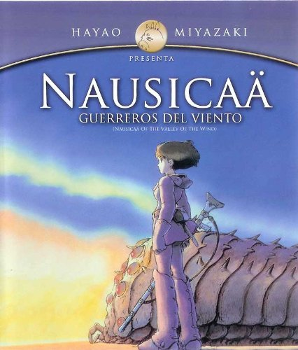Nausica� of the Valley of the Wind - Nausica� Guerreros del Viento Blu-ray en Espa�ol Latino Multiregi�n 1920 x 1080p