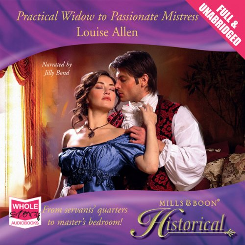 Practical Widow to Passionate Mistress cover art