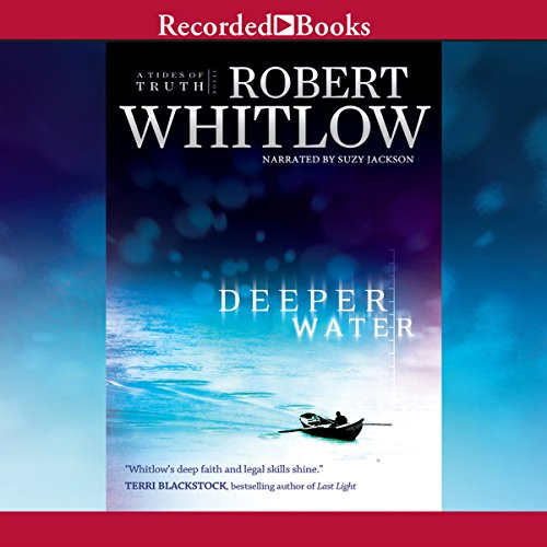 Deeper Water audiobook cover art
